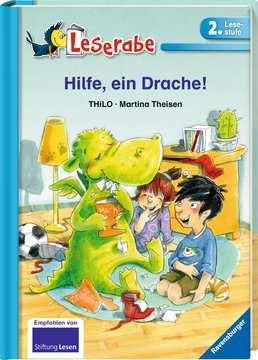 Hilfe, ein Drache! Kinderbücher;Erstlesebücher - Bild 2 - Ravensburger