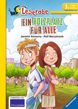 Ein Bolzplatz für alle Lernen und Fördern;Lernbücher - Bild 1 - Ravensburger