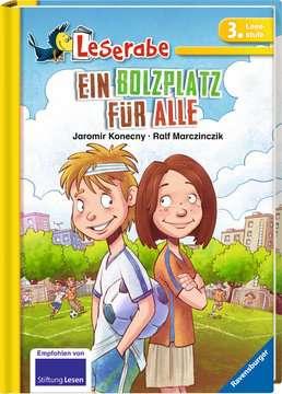 Ein Bolzplatz für alle Lernen und Fördern;Lernbücher - Bild 2 - Ravensburger