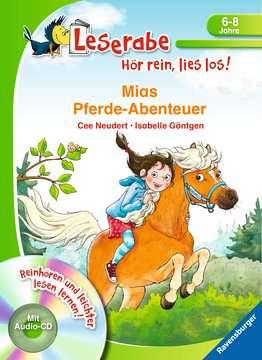 36572 Erstlesebücher Mias Pferde-Abenteuer von Ravensburger 1