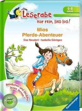 36572 Erstlesebücher Mias Pferde-Abenteuer von Ravensburger 2