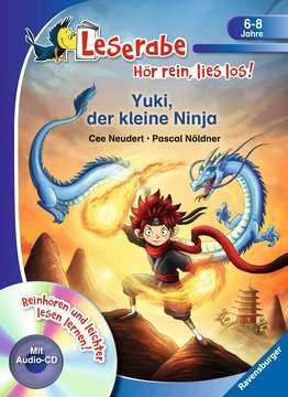 36573 Erstlesebücher Yuki, der kleine Ninja von Ravensburger 1