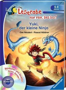 36573 Erstlesebücher Yuki, der kleine Ninja von Ravensburger 2