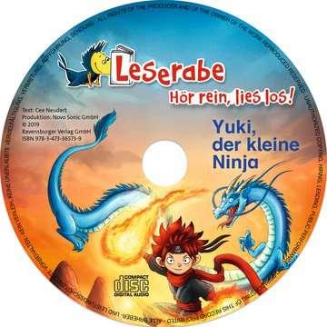 36573 Erstlesebücher Yuki, der kleine Ninja von Ravensburger 6