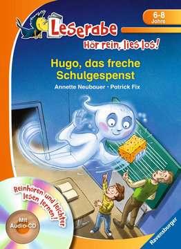 36574 Erstlesebücher Hugo, das freche Schulgespenst von Ravensburger 1
