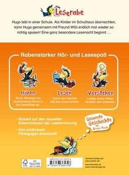 36574 Erstlesebücher Hugo, das freche Schulgespenst von Ravensburger 3