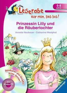 36575 Erstlesebücher Prinzessin Lilly und die Räubertochter von Ravensburger 1
