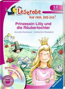 Prinzessin Lilly und die Räubertochter Kinderbücher;Erstlesebücher - Bild 2 - Ravensburger