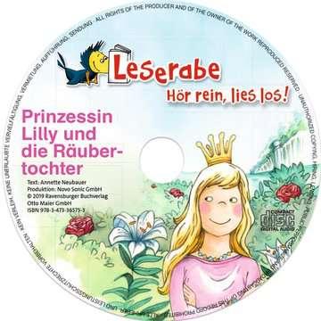 36575 Erstlesebücher Prinzessin Lilly und die Räubertochter von Ravensburger 5