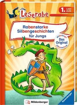 36576 Erstlesebücher Rabenstarke Silbengeschichten für Jungs von Ravensburger 2