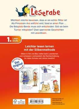 36576 Erstlesebücher Rabenstarke Silbengeschichten für Jungs von Ravensburger 3