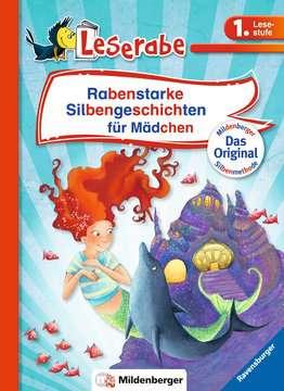 36577 Erstlesebücher Rabenstarke Silbengeschichten für Mädchen von Ravensburger 1