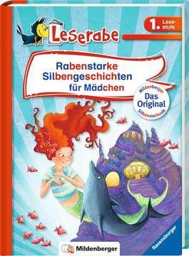 36577 Erstlesebücher Rabenstarke Silbengeschichten für Mädchen von Ravensburger 2