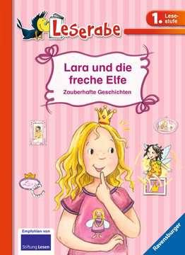 36580 Erstlesebücher Lara und die freche Elfe von Ravensburger 1