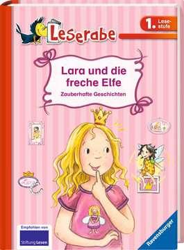 36580 Erstlesebücher Lara und die freche Elfe von Ravensburger 2