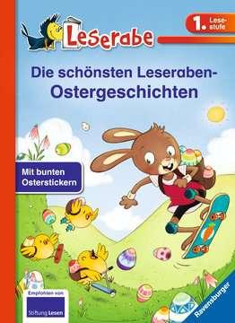 36581 Erstlesebücher Die schönsten Leseraben-Ostergeschichten von Ravensburger 1