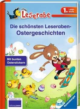 36581 Erstlesebücher Die schönsten Leseraben-Ostergeschichten von Ravensburger 2