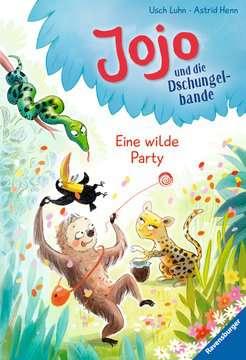 36582 Erstlesebücher Jojo und die Dschungelbande, Band 3: Eine wilde Party von Ravensburger 1