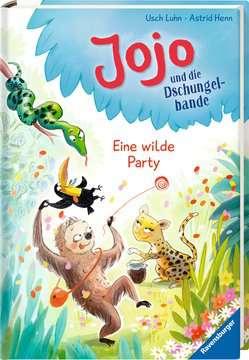 36582 Erstlesebücher Jojo und die Dschungelbande, Band 3: Eine wilde Party von Ravensburger 2