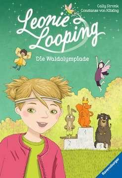 36583 Erstlesebücher Leonie Looping, Band 8: Die Waldolympiade von Ravensburger 1