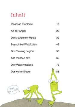 36583 Erstlesebücher Leonie Looping, Band 8: Die Waldolympiade von Ravensburger 4