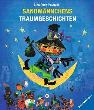 36586 Bilderbücher und Vorlesebücher Sandmännchens Traumgeschichten von Ravensburger 1