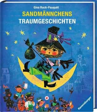 36586 Bilderbücher und Vorlesebücher Sandmännchens Traumgeschichten von Ravensburger 2