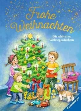36587 Bilderbücher und Vorlesebücher Frohe Weihnachten - Die schönsten Vorlesegeschichten von Ravensburger 1