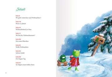 36587 Bilderbücher und Vorlesebücher Frohe Weihnachten - Die schönsten Vorlesegeschichten von Ravensburger 4