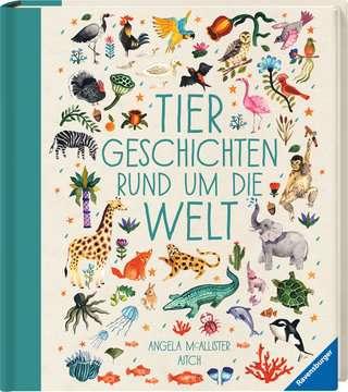 36589 Bilderbücher und Vorlesebücher Tiergeschichten rund um die Welt von Ravensburger 2
