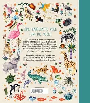 36589 Bilderbücher und Vorlesebücher Tiergeschichten rund um die Welt von Ravensburger 3