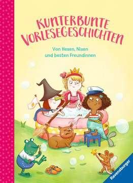36590 Bilderbücher und Vorlesebücher Kunterbunte Vorlesegeschichten - Von Hexen, Nixen und besten Freundinnen von Ravensburger 1
