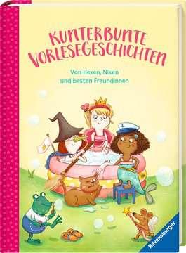 36590 Bilderbücher und Vorlesebücher Kunterbunte Vorlesegeschichten - Von Hexen, Nixen und besten Freundinnen von Ravensburger 2