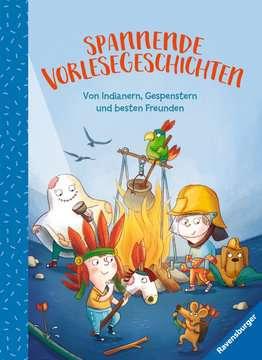 Spannende Vorlesegeschichten - Von Indianern, Gespenstern und besten Freunden Kinderbücher;Bilderbücher und Vorlesebücher - Bild 1 - Ravensburger