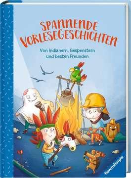 Spannende Vorlesegeschichten - Von Indianern, Gespenstern und besten Freunden Kinderbücher;Bilderbücher und Vorlesebücher - Bild 2 - Ravensburger