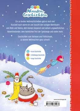 36593 Bilderbücher und Vorlesebücher 1-2-3 Minutengeschichten: Kunterbunte Weihnachten von Ravensburger 3