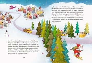 36593 Bilderbücher und Vorlesebücher 1-2-3 Minutengeschichten: Kunterbunte Weihnachten von Ravensburger 4