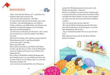 36593 Bilderbücher und Vorlesebücher 1-2-3 Minutengeschichten: Kunterbunte Weihnachten von Ravensburger 5