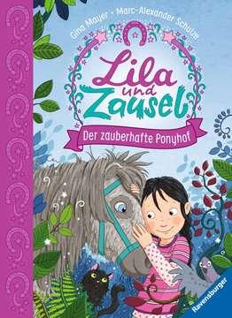 36594 Bilderbücher und Vorlesebücher Lila und Zausel, Band 1: Der zauberhafte Ponyhof von Ravensburger 1
