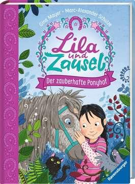 36594 Bilderbücher und Vorlesebücher Lila und Zausel, Band 1: Der zauberhafte Ponyhof von Ravensburger 2