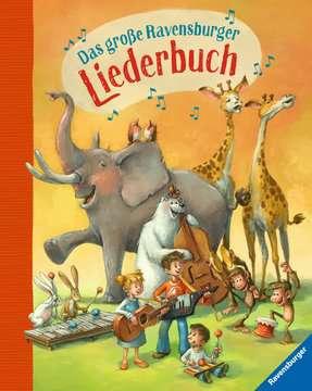 36596 Bilderbücher und Vorlesebücher Das große Ravensburger Liederbuch von Ravensburger 1