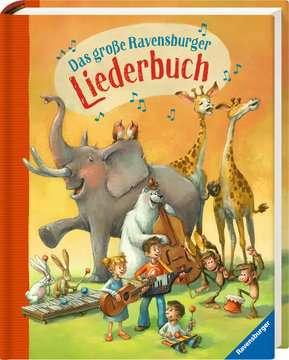 36596 Bilderbücher und Vorlesebücher Das große Ravensburger Liederbuch von Ravensburger 2