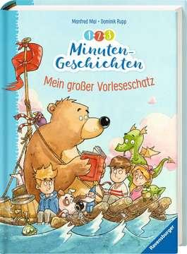 1-2-3 Minuten-Geschichten: Mein großer Vorleseschatz Kinderbücher;Bilderbücher und Vorlesebücher - Bild 2 - Ravensburger