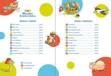 1-2-3 Minuten-Geschichten: Mein großer Vorleseschatz Kinderbücher;Bilderbücher und Vorlesebücher - Bild 3 - Ravensburger