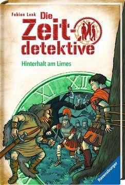 36722 Kinderliteratur Die Zeitdetektive, Band 42: Hinterhalt am Limes von Ravensburger 2