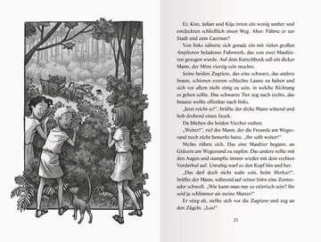 36722 Kinderliteratur Die Zeitdetektive, Band 42: Hinterhalt am Limes von Ravensburger 4