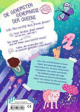 Leles Geheimclub, Band 1: Keine Kings im Hauptquartier Kinderbücher;Kinderliteratur - Bild 3 - Ravensburger