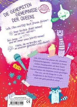 36745 Kinderliteratur Leles Geheimclub, Band 2: Übernachtungsparty bei den Queens von Ravensburger 3