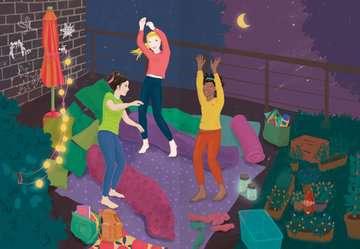 36745 Kinderliteratur Leles Geheimclub, Band 2: Übernachtungsparty bei den Queens von Ravensburger 4