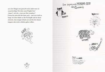 36745 Kinderliteratur Leles Geheimclub, Band 2: Übernachtungsparty bei den Queens von Ravensburger 5
